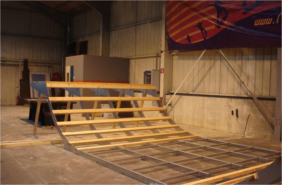 mini rampe skate 7m e. Black Bedroom Furniture Sets. Home Design Ideas